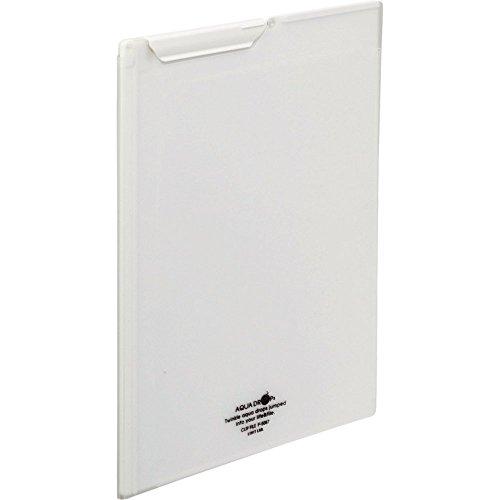 リヒトラブ クリップファイル A4 乳白 F-5067-1 【まとめ買い3冊セット】