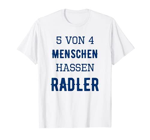 Lustiger Bier Spruch | Alkohol | Saufen | Mallorca | Radler T-Shirt