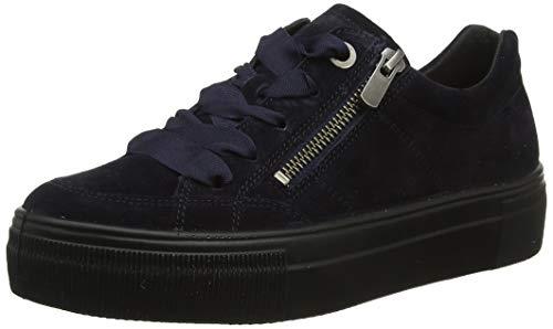 Legero Damen Lima' Sneaker, Blau (Oceano (Blau) 83), 38 EU