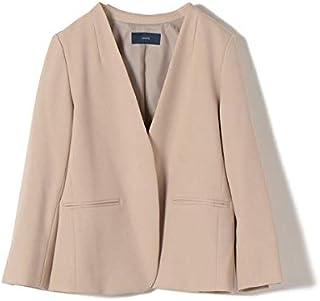 シップス(レディース)(SHIPS for women) 【セットアップ可】ウォッシャブルウールライクジャケット