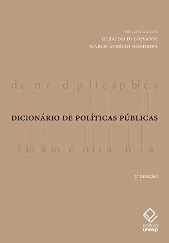 Dicionário de Políticas Públicas - 3ª Edição