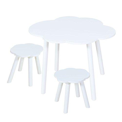 BAINBA Table et chaises enfant Nuage
