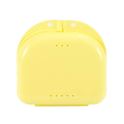 Mdsfe 1 stuk Prothesenbadbox tandreiniging Case Dental False Teeth opbergdoos Container Prothesendozen Drop Shipping - 01, a2