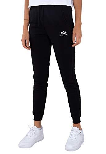 ALPHA INDUSTRIES Damen Jogginghosen Basic schwarz M