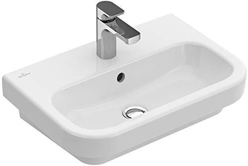 Villeroy & Boch Waschtisch Compact Architectura 550 x 380 mm Weiß, 41895601