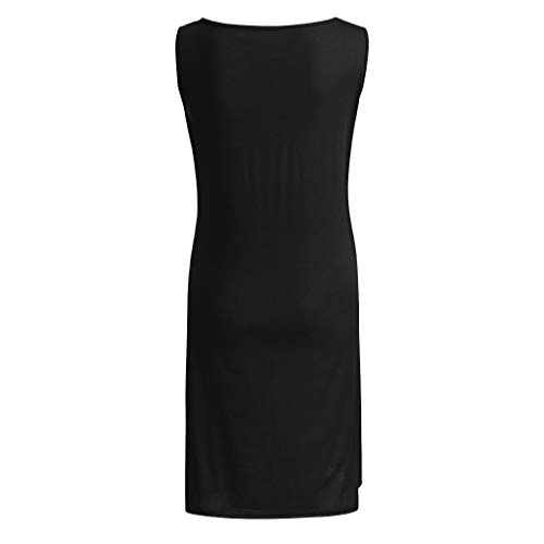 Best Review Of Women's Sleeveless Pregnanty Dress - Maternity Casual Casual Elegant Dress