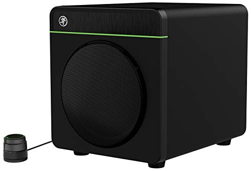 Mackie CR8S-XBT Multimedia Subwoofer with Bluetooth