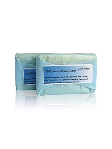 2 Bars Of Breast Enlargement Soap