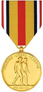 Medals of America Selected Marine Corps Reserve Medal Anodized