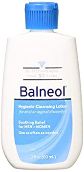 Balneol Hygienic Cleansing Lotion 3 oz  Pack of 2