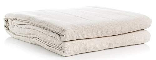 Canvas Drop Cloth, Size: 6' x 9', Natural