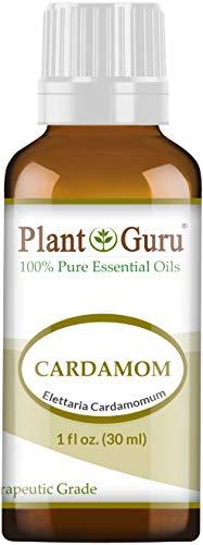 Cardamom Essential Oil 30 ml / 1 oz 100% Pure Undiluted Therapeutic Grade. (Best Medicine For Acidity In India)