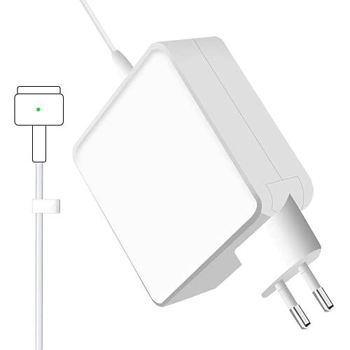 osloon Kompatibel mit Mac Pro AC 45W-Ladegerät AC-Adapter Magnetisches T-Tip-Ladegerät Geeignet für Mac Pro Air 13 Zoll Mitte 2012 2013 2014 2015 Modelle A1425 A1435
