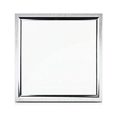 Ultradunne LED-plafondlamp Vierkant keukenlicht Geïntegreerd paneel Licht wit 60 * 60cm 36W
