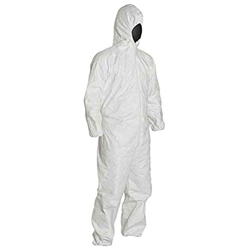 Cheapest Price! jin&Co Accessories White Disposable Isolation Clothing Coveralls Elastic Bands in ...