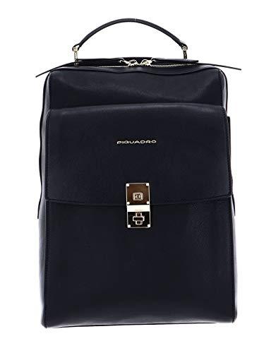 PIQUADRO Dafne Laptop Backpack Nero