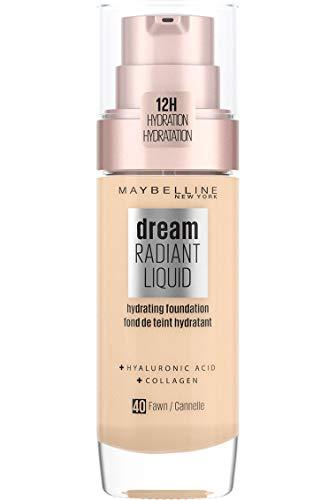 Maybelline 63156 Dream Satin Base de Maquillaje, SPF13 - 30 ml