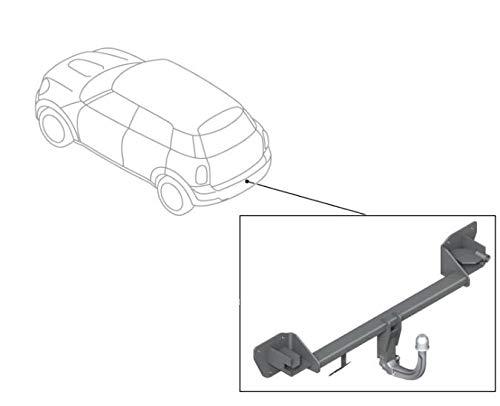 BMW Original Mini AHK Anhängerkupplung abnehmbar incl. E-Satz für den Mini R60 Countryman