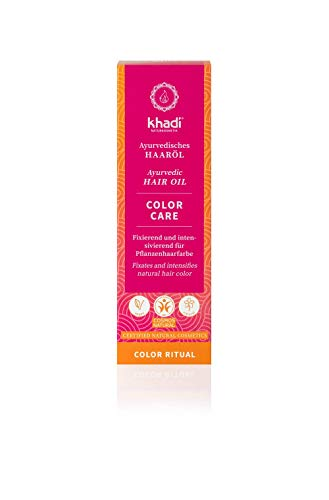 Huile capillaire ayurvédique Color Care