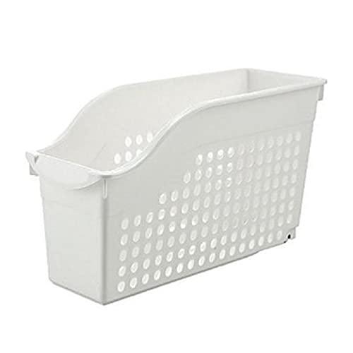 IRYNA Caja de almacenamiento con ruedas, cesta de almacenamiento para utensilios de cocina, estante extraíble para artículos pequeños debajo del fregadero, cestas de almacenamiento de gabinete