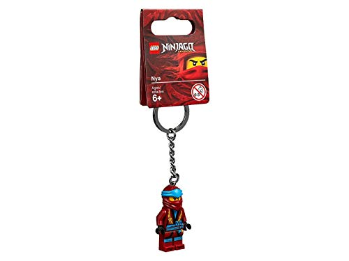 LEGO Ninjago Movie Nya Minifigure Llavero 853894