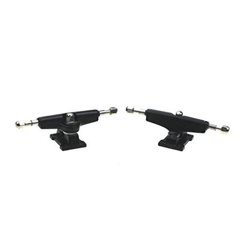 NOAHWOOD Fingerboards Parts PRO Common Trucks (34mm/Pivot Cups/Lock Nut/Black)