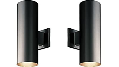Progress Lighting P5675-20 5-Inch Up/Down Cylinder