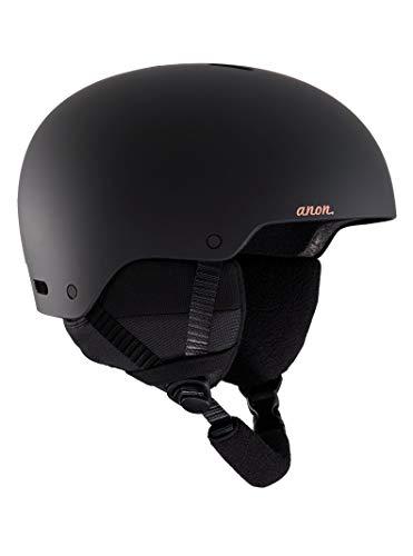 Anon Damen Greta 3 Snowboard Helm, Black, Mittelgroß