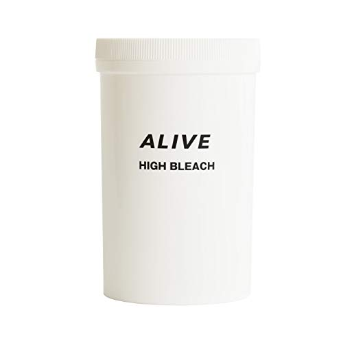 ALIVE HIGHT BLEACH 白 1個