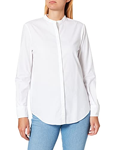 BOSS C_Befelize_18 Blusas, White100, 38 para Mujer
