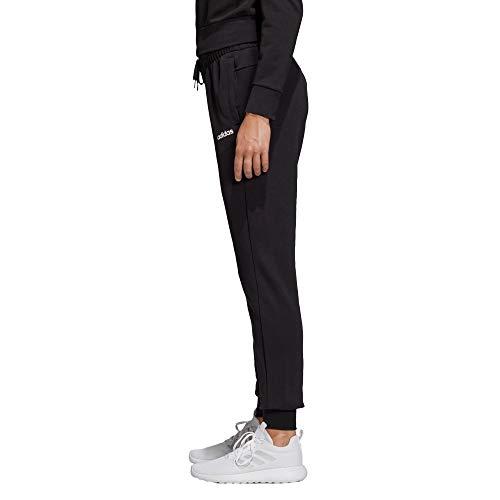 adidas Damen W E PLN Pant Sport Trousers, Black, L/L