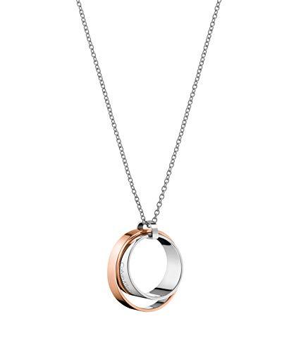 Calvin Klein Collar con colgante Mujer acero inoxidable - KJ5ZPP200100