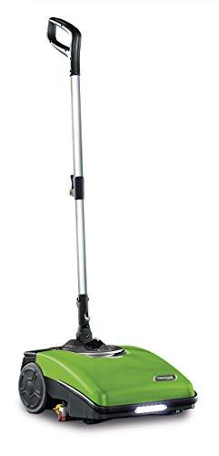 Cleancraft Scheuersaugmaschine SSM 340 (mit Akku, LED-Vorderlicht, höhenverstellbarer Fahrgriff), 7202034