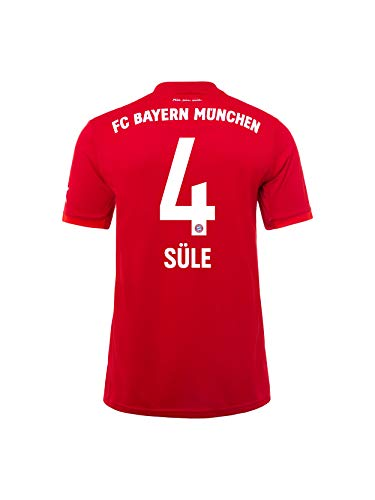 FC Bayern München Trikot Home 2019/20, Niklas Süle, Größe XXXL
