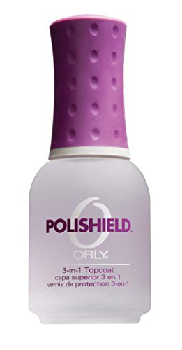ORLY Polishield 3 In 1 Ultimate Topcoat By Orly
