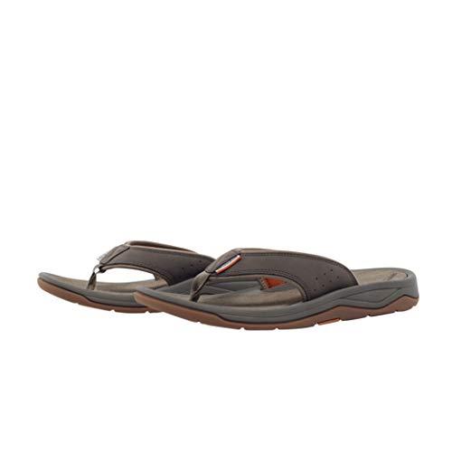 Grundens Men's DECK-BOSS Sandal | Durable, Supportive, Brindle, M 11
