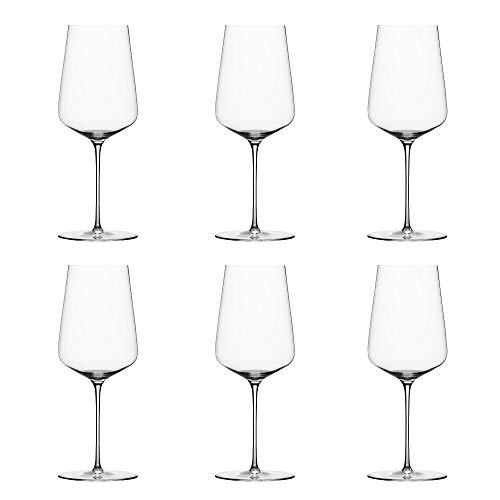 Zalto Denk'Art Universal Hand-Blown Crystal Wine Glasses | Boxed Set of 6