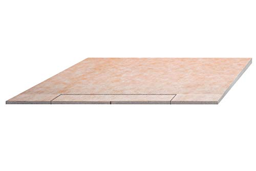Schluter Kerdi Wall Line Drain Shower Tray 55' X 55' KSL1400S by...