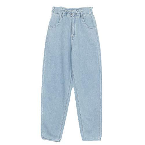 N\P Pantalones de mezclilla para mujer, pantalones de verano, pantalones vaqueros