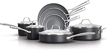 11-Piece Calphalon Classic Cookware Pots & Pans Set + $65 Kohls Rewards