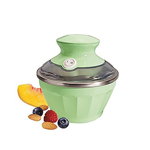 Ijsmachine, Draagbaar Voor Huishoudelijk Gebruik Fruit Zacht Serveren Frozen Yoghurt Machine Sorbet, Eenvoudige Bediening Met ééN Druk, Voor Het Maken Van Bevroren Fruit