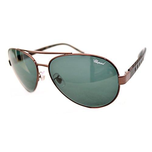Chopard SCH-B12-K01P Gafas, MARRON, 60/14/135 para Hombre