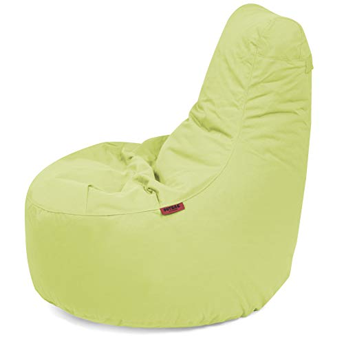 Outbag Slope XS Outdoorsitzsack, Lime