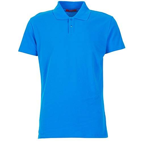 botd EPOLARO T-Shirts & Poloshirts Hommes Blau - XL - Polohemden