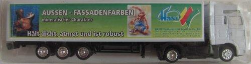 Hasit Trockenmörtel GmbH Nr. - Fassadenfarben - Man TG - Sattelzug
