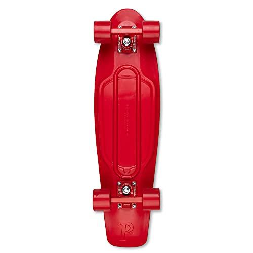 PENNY skateboard(ペニースケートボード)27inch CLASSICS STAPLESシリーズ RED