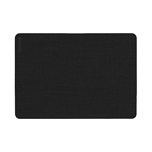Incase Hardshell Hard Shell Protective Case for Apple MacBook Pro 13.3 Inch (Mid 2020, M1-Late 2020) Dark Grey [Woolenex Wool Material I Ventilation Slot Holes I Lightweight and Thin]
