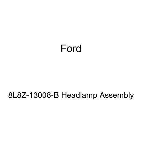 Genuine Ford 8L8Z-13008-B Headlamp Assembly