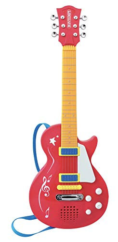 Bontempi- Guitarra Rock electrónica (Spanish Business Option Tradding 24 5831)