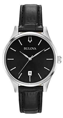 orologio solo tempo uomo Bulova Classic casual cod. 96M147